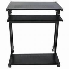 bureau informatique dilan 4 noir vente de bureau conforama