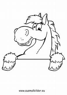 Malvorlage Galoppierendes Pferd Ausmalbild Pferdekopf Zum Ausdrucken