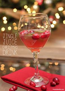 jingle juice holiday drink recipe how to nest for less