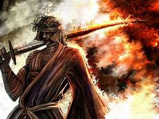 Terkeren 14 Gambar Wallpaper Samurai X Gani Gambar