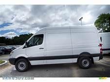 2012 Mercedes Benz Sprinter 2500 High Roof Cargo Van In