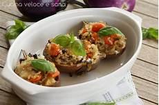 cucina sana e veloce melanzane ripiene di riso cucina veloce e sana