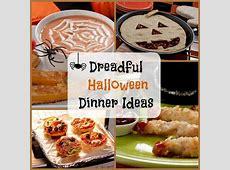 8 Dreadful Halloween Dinner Ideas   MrFood.com