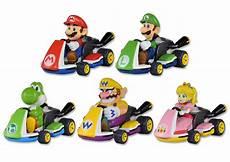 Mario Kart 8 Pull Back Cars Display 15 Animegami Store