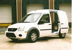 2010 Ford Transit Connect Review Family Business Ready