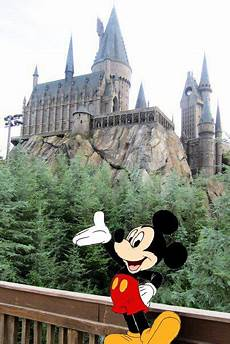 harry potter is not at disney world and other