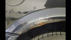 Auto Paint Repair Guide Part 1 Quot Repairing Holes And