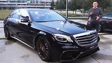 2019 mercedes s65 amg v12 s class new review sound