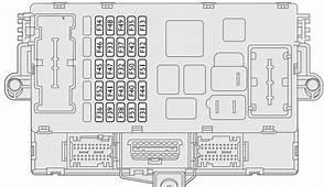 Fiat Stilo 2001 – 2008 Fuse Box Diagram  CARKNOWLEDGE