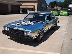 gas monkey garage chrome drift car classic 1978 ford fairmount for sale