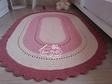rosa tapete tapete oval rosa no elo7 cor d rosamatte ateli 234 c7bd19