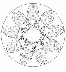 Gratis Malvorlagen Ostern Mandala Ausmalbilder Mandala Fuer Ostern 174 Malvorlage Ostern