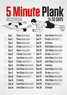 plank plan 30 day plank challenge fitness 30 day fitness five