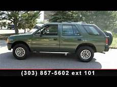 how it works cars 1993 isuzu rodeo free book repair manuals 1993 isuzu rodeo central autos castle rock co 80109 youtube