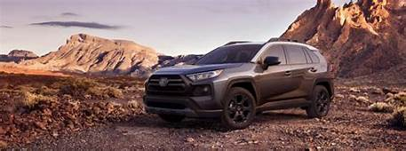 2020 Toyota RAV4 TRD Off Road Release Date And Performance