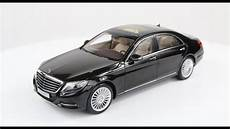mercedes s class 2013 1 18 norev unbox and review