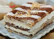 dolci con crema pasticcera e nutella millefoglie mascarpone e nutella ricetta dolce veloce ideale come dessert fine pasto con crema