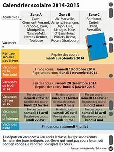 infographie d 233 couvrez les dates des vacances scolaires