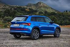 2019 skoda kodiaq rs images price performance and specs