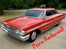 1964 Ford Galaxie 500 XL For Sale On ClassicCarscom