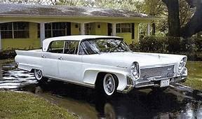 Lincoln Continental Mark III  1958 Classic Motor Cars