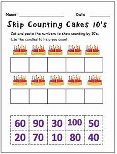 skip counting by 10 s worksheets kindergarten 11941 pin on math