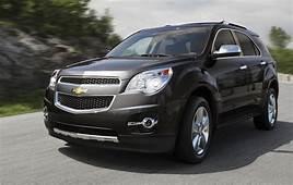Chevrolet Tops List Of Best Family Cars