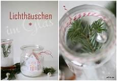 Weckgläser Deko Weihnachten - diy lichth 228 uschen im glas elf19 de