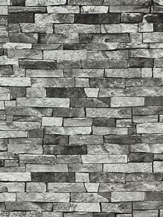 Mauer Aus Holz - papiertapete holz stein p s mauer holzoptik wand in 12