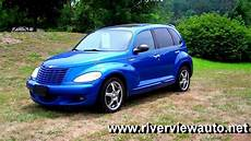 2004 chrysler pt cruiser gt 4dr wagon 2 4l turbo 4cyl mt