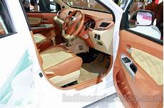 toyota avanza special edition dashboard at the 2014 international motor show