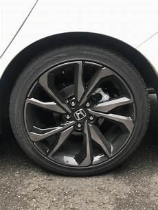 fs 2017 civic hatchback sport oem 18 quot wheels 2016