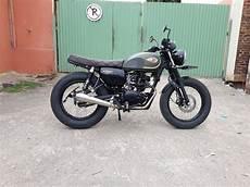 Modifikasi W175 Se by Paket Modifikasi Ringan Buat Kawasaki W175 Mulai Rp 6 Jutaan