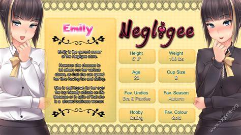 Negligee Love Stories Walkthrough