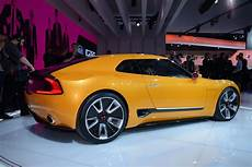 Kia Gt4 Stinger Concept Shows Its Quot Totally Selfish Design