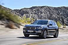 Bmw X3 G01 - 2018 bmw x3 g01 goes official transitions from sav to suv