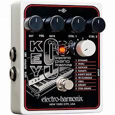 Electro Harmonix Key9 Electric Piano Machine Guitar Pedal