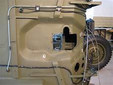 Radio Junction Box Cable Routing G503 Vehicle