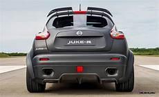 Nissan Juke 2 2015 Nissan Juke R 2 0