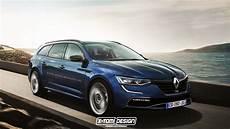 2016 Renault Talisman Estate Earns The R S Treatment It