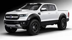 2019 ford ranger headed to sema