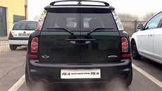 rsi c6 ragazzon carbon exhaust on mini r55 jcw