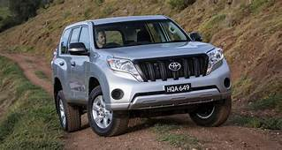 2014 Toyota LandCruiser Prado Pricing And Specifications