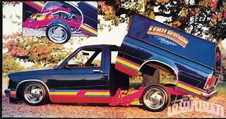 Official Lowrider Magazine Truck  Mini Trucks