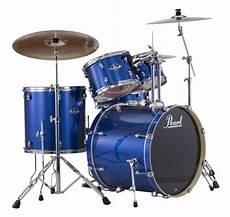 Pearl Export Series 5 Drum Set With Hardware In El
