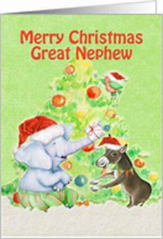christmas cards for great nephew from greeting card universe