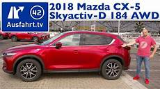 2018 mazda cx 5 skyactiv d 184 awd sports line my2018