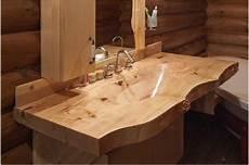 Waschbecken Aus Holz - waschbecken aus holz pappel 5 desart