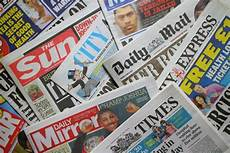 hold the front page newspapers are a way from