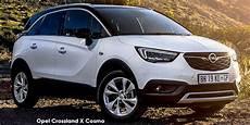 Opel Crossland X Price And Specs 2019 Crossland X Price